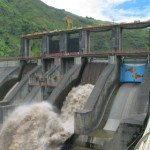 Central hidroeléctrica Delsitanisagua