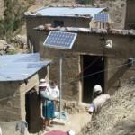 Panel Solar Rural