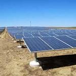 España: Se inicia construcción del parque solar fotovoltaico más grande de Europa
