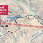 Mapa de Toromocho