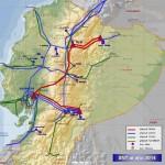 Ecuador: Planeamiento de transmisión en 500kV