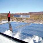 Bolivia: Aplicarán energías alternativas para generación de energía en el área rural