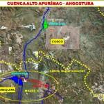 Perú: Proyecto hidroenergético Majes II 500MW en problemas por diferencias entre Cusco y Arequipa