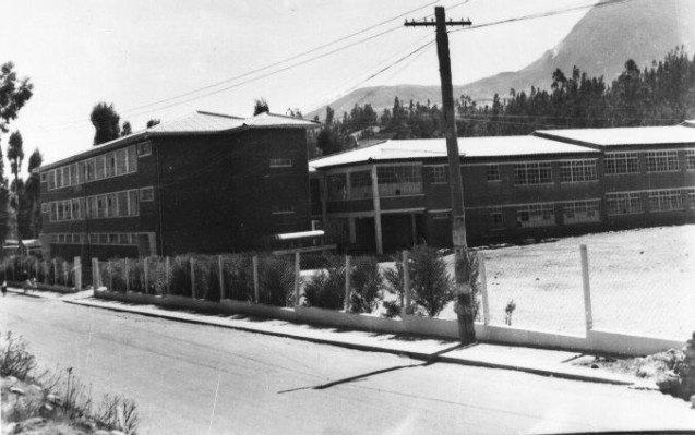 Redes BT-Huaraz-1970