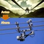 Video: Robot inspector de líneas de transmisión