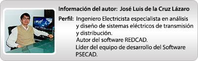 Ingeniero Jose Luis de la Cruz Lazaro - Perfil