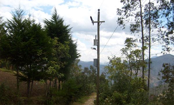Sistema MRT - Monofasico con retorno por tierra - 13,2kV - Perú