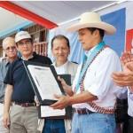 Perú: Humala promete abaratar costo de la electricidad en región amazónica