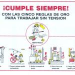 """Las """"5 Reglas de Oro"""" del mantenimiento eléctrico"""