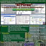 """Callao-Perú:""""Taller de ATP Draw-Programa de Análisis de Transitorios Electromagnéticos"""""""