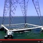 Video: Construcción de una Línea de Transmisión 400kV sobre el lago Maracaibo