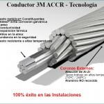 3M ACCR - Conductor de Alta Capacidad y baja flecha para líneas de transmisión aéreas