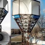 Nuevo diseño de Aerogenerador que produce hasta 600 veces más potencia