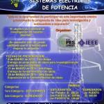 I CONCURSO DE IDEAS DE INVESTIGACIÓN PARA SISTEMAS ELÉCTRICOS DE POTENCIA
