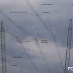 """Estructuras Metálicas Reticuladas tipo """"Cross Rope"""""""