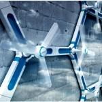 Wind Cube, la energía eólica en la fachada de cualquier casa