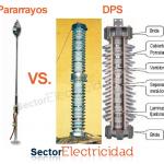 Diferencias entre Pararrayos y DPS(apartarrayos)