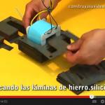 Como construir un transformador con tap central