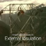 Esfuerzo ambiental sobre el aislamiento de sistemas eléctricos de potencia