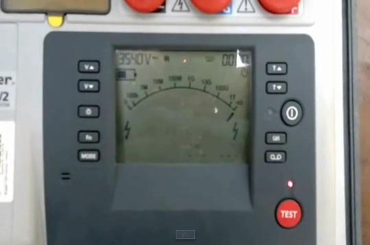 interruptor de potencia