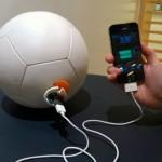Soccket: un balón que puede generar energía eléctrica
