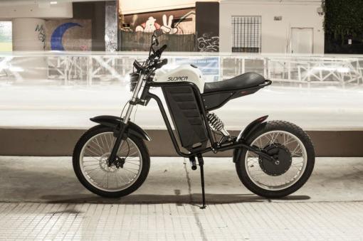 sudaka-moto electrica