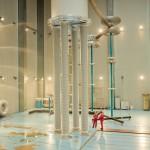 Prueba exitosa de un reactor 800kV UHVDC