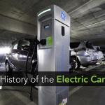 Cronología: La historia del coche eléctrico