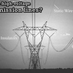 ¿Por qué se usa las líneas de transmisión de alta tensión?
