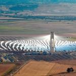 Chile: Abengoa construye en el desierto de Atacama la primera planta termosolar de Latinoamérica