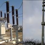 ¿Cuál es la diferencia entre los transformadores de potencia y distribución?