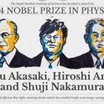 El Nobel de Física 2014, para los padres de las lámparas LED