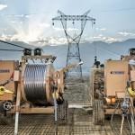 Nueva tecnología para el montaje de líneas de transmisión