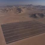Chile: Inauguran planta solar fotovoltaica más grande de Latinoamérica