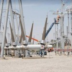 Patio de llaves (Switchyard) 500kV HVDC