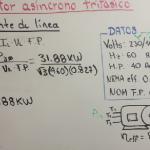 Video: Cálculos reales en motores asíncronos trifásicos
