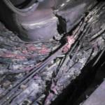 ¿Cual fue la falla eléctrica que colapsó el Metro de Santiago (Chile)?