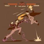 Tesla(AC) vs Edison(DC)