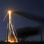 Incendio de una turbina de viento  ¿Verdadero o falso?