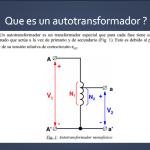 El Autotransformador: Ventajas y desventajas