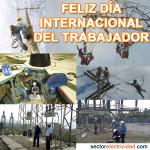 Feliz día internacional del trabajador