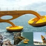 En Brasil obtienen energía eléctrica de las olas