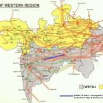 Sistema eléctrico de transmisión de la India