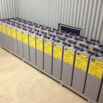 Nueva solución para el almacenamiento eléctrico