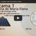 Video: Atacama 1, el mayor complejo solar de América Latina