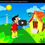 Video: Cómo se genera, transmite y distribuye le energía eléctrica