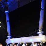 Siemens lanzó el primer interruptor SF6 en 1200 kV
