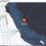 Perú: ¿Cómo se conecta el Perú a través de la fibra óptica?