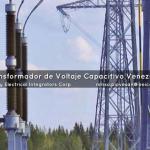 Transformador de voltaje capacitivo