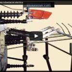 Video: Partes de una subestación eléctrica
